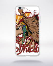 Coque last wolfhican compatible iphone 6 transparent