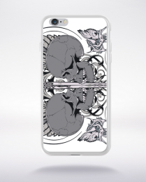 Coque honor and loyalty compatible iphone 6 transparent