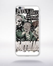 Coque nightmare compatible iphone 6 transparent