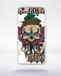 Coque protector of darkside compatible iphone 6 transparent
