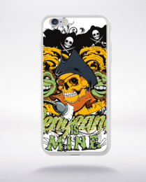 Coque pirate s vengeance compatible iphone 6 transparent