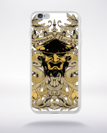 Coque release the beasts compatible iphone 6 transparent