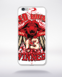 Coque red buffalo compatible iphone 6 transparent