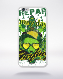 Coque prepare for sunny days compatible iphone 6 transparent