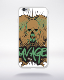 Coque savages compatible iphone 6 transparent