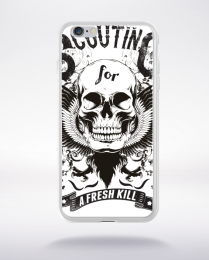 Coque scouting for a fresh kill compatible iphone 6 transparent