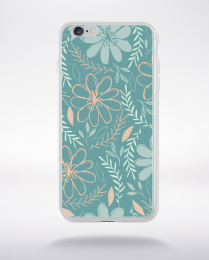 Coque pattern 20 compatible iphone 6 transparent