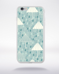 Coque pattern 19 compatible iphone 6 transparent