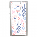 Coque very friendly pattern 12 compatible huawei p9 transparent