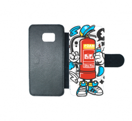 Etui fire extinguisher compatible samsung galaxy s6 edge