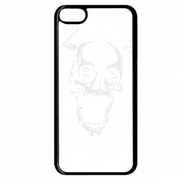 Coque freak addicted 2 compatible ipod touch 6 bord noir