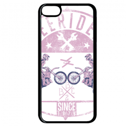 Coque freeriders compatible ipod touch 6 bord noir