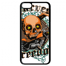 Coque harvest of freedom compatible ipod touch 6 bord noir
