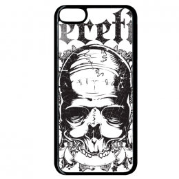 Coque heretic 3 compatible ipod touch 6 bord noir