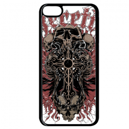 Coque heretic compatible ipod touch 6 bord noir