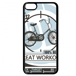 Coque great workout compatible ipod touch 6 bord noir