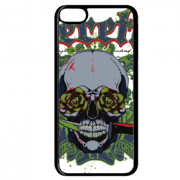 Coque heretic 2 compatible ipod touch 6 bord noir