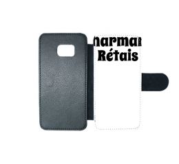 Etui charmant retais compatible samsung galaxy s6 edge
